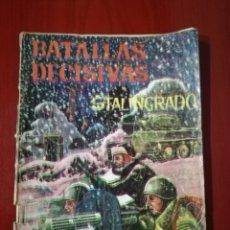 Tebeos: BATALLAS DECISIVAS N°19. Lote 129186484