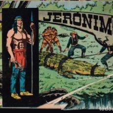 Tebeos: JERONIMO. Nº-48 EDICIONES GALAOR. 1964. Lote 132196682