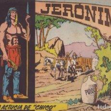 Tebeos: COMIC COLECCION JERONIMO Nº 9. Lote 132881574