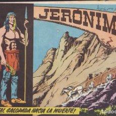 Tebeos: COMIC COLECCION JERONIMO Nº 10. Lote 132881630
