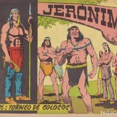 Tebeos: COMIC COLECCION JERONIMO Nº 16. Lote 132881894