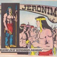 Tebeos: COMIC COLECCION JERONIMO Nº 22. Lote 132882130