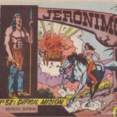 Tebeos: COMIC COLECCION JERONIMO Nº 32. Lote 132886010