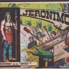 Tebeos: COMIC COLECCION JERONIMO Nº 35. Lote 132886106