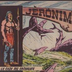 Tebeos: COMIC COLECCION JERONIMO Nº 37. Lote 132886194