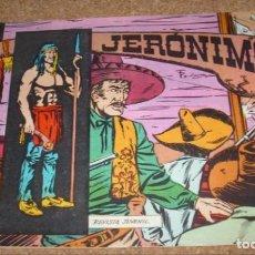 Tebeos: JERONIMO Nº 61 GALAOR 1964 ORIGINAL EN MUY BUEN ESTADO- LEER. Lote 135224398