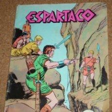Tebeos: ESPARTACO 2ª Nº 3 - GALAOR 1968 - ORIGINAL BUEN ESTADO. Lote 135493990