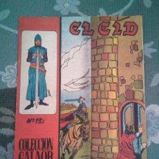 Tebeos: COMIC EL CID ,COLECCION GALAOR.. Lote 137715198