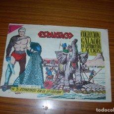 Tebeos: ESPARTACO Nº 3 EDITA GALAOR . Lote 139339390
