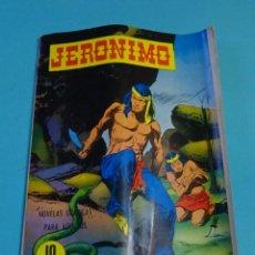 Tebeos: JERÓNIMO Nº 4 EDICIONES GALAOR. Lote 145951150
