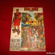 Tebeos: BEN HUR Nº 1 GALAOR 1965. Lote 147533634