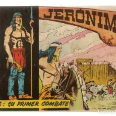 Tebeos: JERÓNIMO. Nº 3. SU PRIMER COMBATE. EDICIONES GALAOR. ¡¡ORIGINAL!!. (Z/C7). Lote 155859066