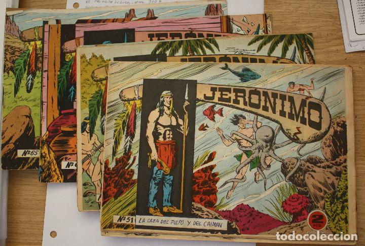 Tebeos: JERONIMO - COMPLETA ENCUADERNADA - Foto 3 - 157841278