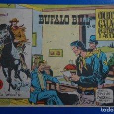 Tebeos: COMIC DE BUFFALO BILL AÑO 1965 Nº 13 EDICIONES DE GALAOR LOTE 7. Lote 158141250