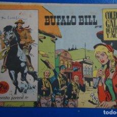 Tebeos: COMIC DE BUFFALO BILL AÑO 1965 Nº 14 EDICIONES DE GALAOR LOTE 7. Lote 158142110