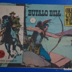 Tebeos: COMIC DE BUFFALO BILL AÑO 1965 Nº ? EDICIONES DE GALAOR LOTE 7. Lote 158142642