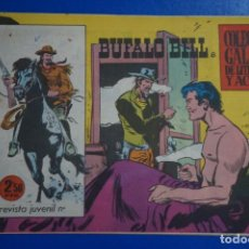 Tebeos: COMIC DE BUFFALO BILL AÑO 1965 Nº 8 EDICIONES DE GALAOR LOTE 7. Lote 158142702