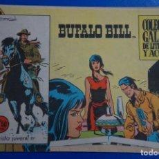 Tebeos: COMIC DE BUFFALO BILL AÑO 1965 Nº 12 EDICIONES DE GALAOR LOTE 7. Lote 158142826