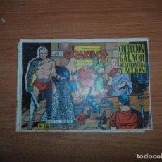 Tebeos: ESPARTACO. Nº 16. COLECCIÓN GALAOR ORIGINAL . Lote 160508818