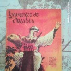 Tebeos: LAWRENCE DE ARABIA . Lote 169097476