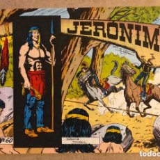 Tebeos: JERÓNIMO N° 60 (EDICIONES GALAOR). ORIGINAL. EN MUY BUEN ESTADO.. Lote 172431715