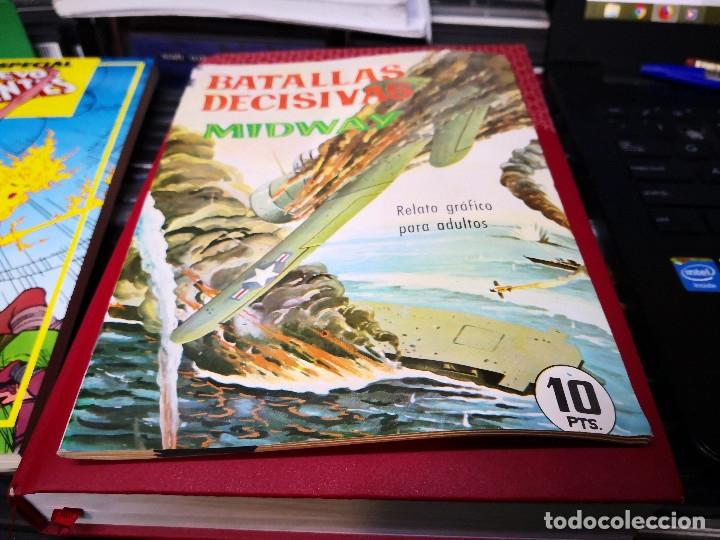 BATALLAS DECISIVAS, MIDWAY, GALAOR, (Tebeos y Comics - Galaor)