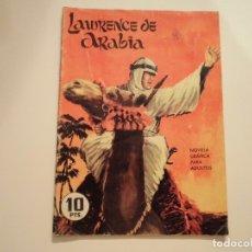 Tebeos: LAWRENCE DE ARABIA GALAOR. Lote 172722112