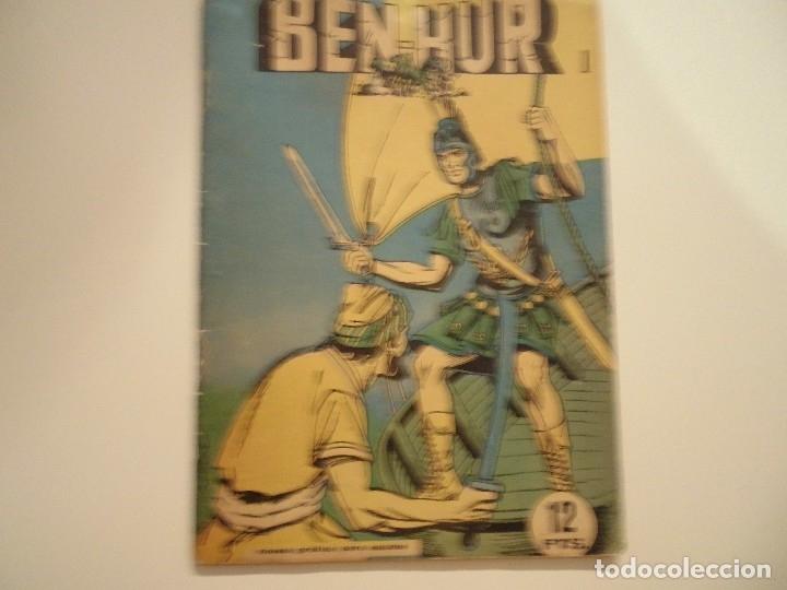 BEN-HUR Nº 1 GALAOR (Tebeos y Comics - Galaor)