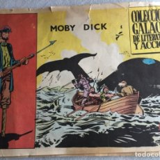 Tebeos: MOBY DICK Nº 1. Lote 174034039