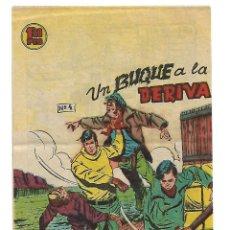 Livros de Banda Desenhada: EL PEQUEÑO GRUMETE NUM 4 - ORIGINAL. Lote 175276679