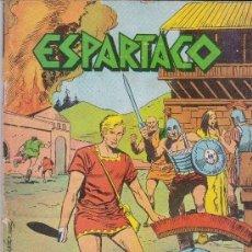 Livros de Banda Desenhada: ESPARTACO Nº1 ( 12 PTAS ). Lote 176053999