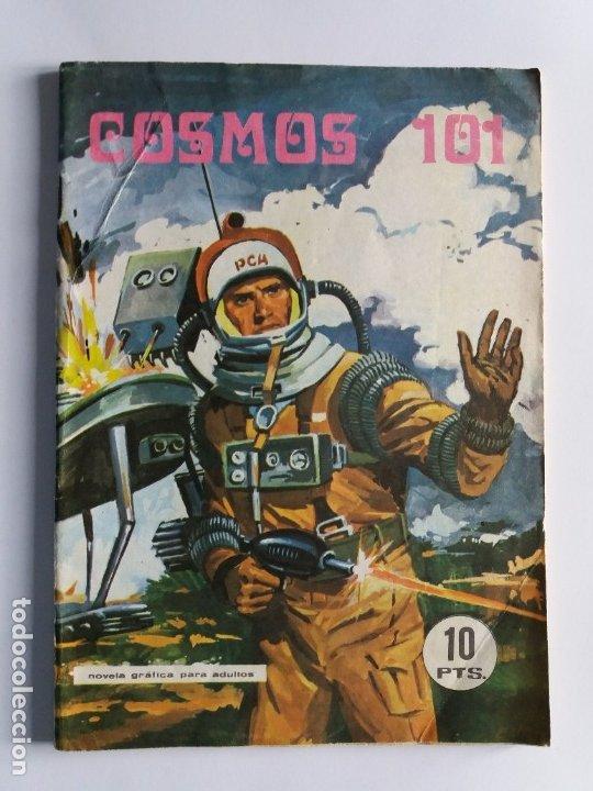 COSMOS 101. EDICIONES GALAOR. 1968. (Tebeos y Comics - Galaor)