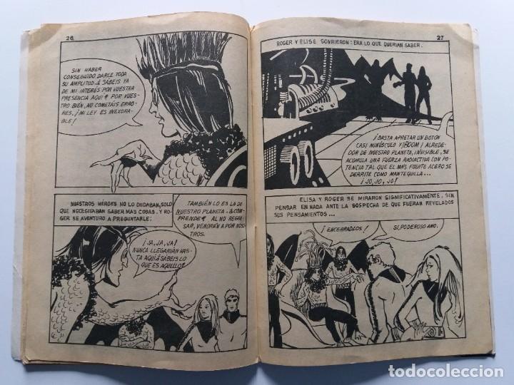 Tebeos: COSMOS 101. EDICIONES GALAOR. 1968. - Foto 4 - 182286591