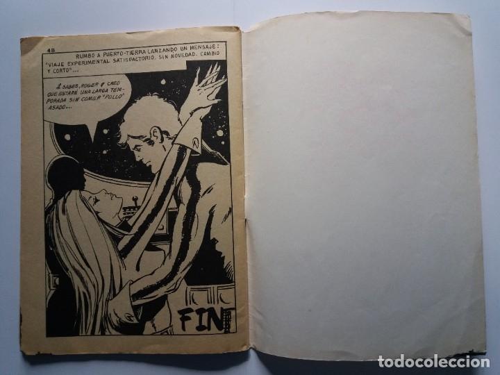 Tebeos: COSMOS 101. EDICIONES GALAOR. 1968. - Foto 5 - 182286591