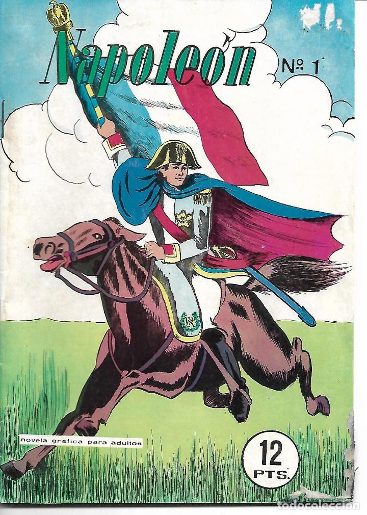 NAPOLEON - ORIGINAL - COMPLETA (Tebeos y Comics - Galaor)
