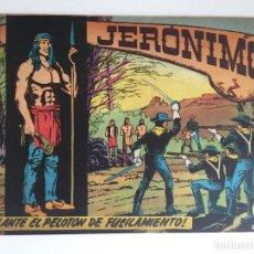 Tebeos: JERONIMO - NUMERO 11 - GALAOR, ORIGINAL - GCH. Lote 184425707