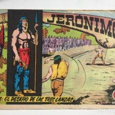 Tebeos: JERONIMO - NUMERO 18 - GALAOR, ORIGINAL - GCH. Lote 184426380