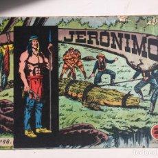 Tebeos: JERONIMO - NUMERO 48 - GALAOR, ORIGINAL - GCH. Lote 184426672