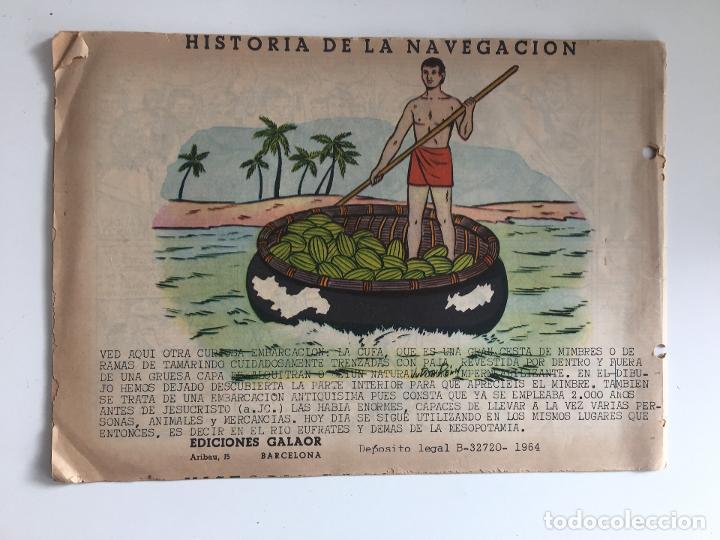 Tebeos: ESPARTACO - NUMERO 14 - GALAOR, ORIGINAL - GCH - Foto 2 - 186708483