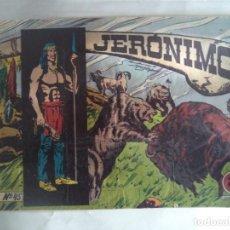 Livros de Banda Desenhada: JERONIMO Nº 45ORIGINAL. Lote 188673735