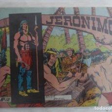 Livros de Banda Desenhada: JERONIMO Nº 58 ORIGINAL. Lote 188676170