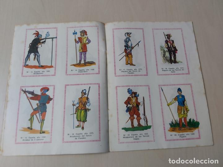 Tebeos: SOLDADOS DE ESPAÑA Nº 1 - GALAOR - Foto 4 - 188734492