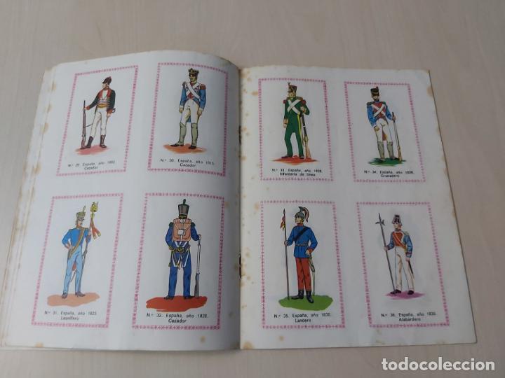 Tebeos: SOLDADOS DE ESPAÑA Nº 1 - GALAOR - Foto 6 - 188734492
