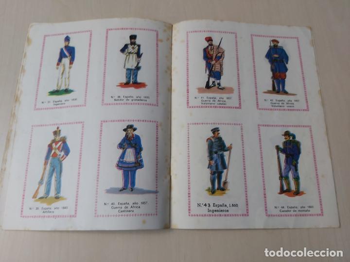 Tebeos: SOLDADOS DE ESPAÑA Nº 1 - GALAOR - Foto 7 - 188734492