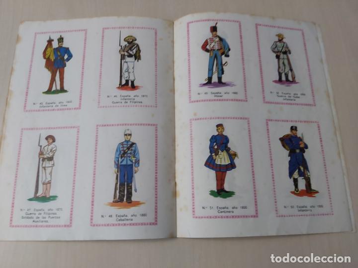 Tebeos: SOLDADOS DE ESPAÑA Nº 1 - GALAOR - Foto 8 - 188734492