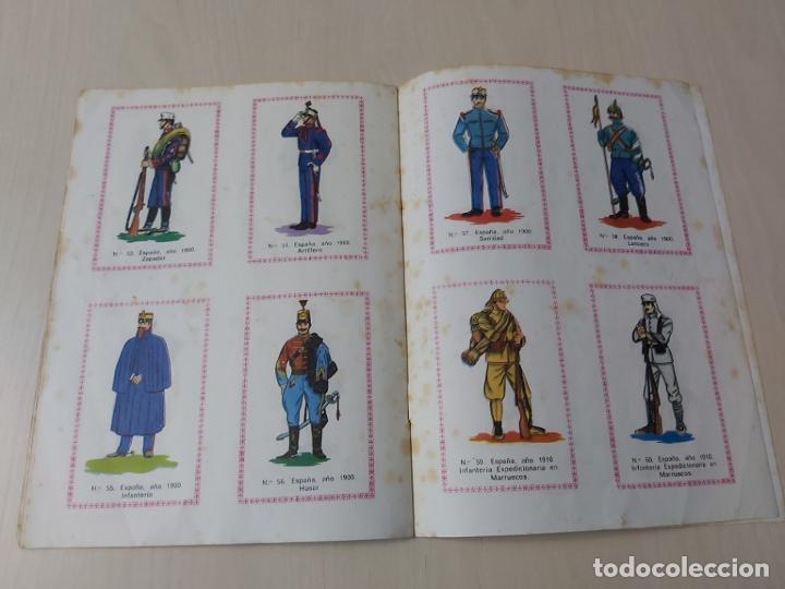 Tebeos: SOLDADOS DE ESPAÑA Nº 1 - GALAOR - Foto 9 - 188734492