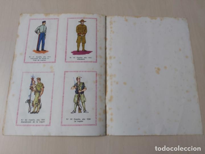 Tebeos: SOLDADOS DE ESPAÑA Nº 1 - GALAOR - Foto 10 - 188734492