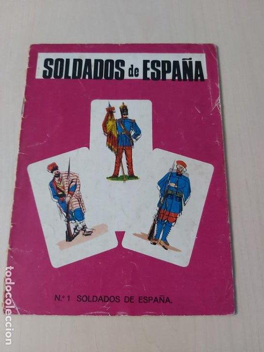 SOLDADOS DE ESPAÑA Nº 1 - GALAOR (Tebeos y Comics - Galaor)