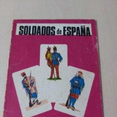 Tebeos: SOLDADOS DE ESPAÑA Nº 1 - GALAOR . Lote 188734492