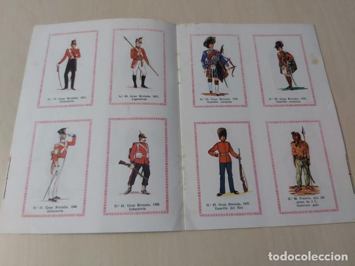 Tebeos: SOLDADOS DE ESPAÑA Nº 2 - GALAOR - Foto 4 - 188734597